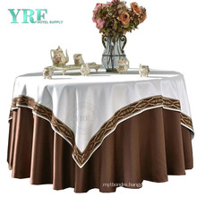 Competitive Embroidery Center Table Cloth