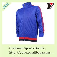 Nouveau survêtement de football en polyester de haute qualité fait en Chine