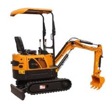 Excavadora 800Kg miniexcavadora Precio