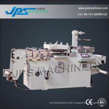 Label Paper Roll Die Cutting Machine with Sheeting Function