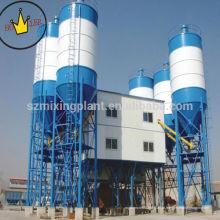 HZS90 mistura de betão pronto mistura planta, planta de mistura profissional