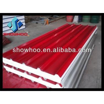 Prefabricated House Metal Sheet Roof Panel