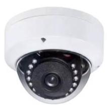 HD AI Intelligent IP Video Dome Camera