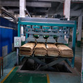 Hydraulic Press Veneer Roller Dryer Core Veneer Pengeringan