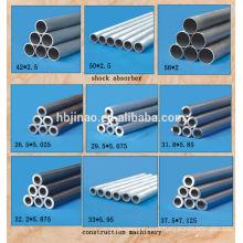 ST37-2 Estrutura Tubos DIN / BS de aço sem costura