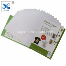 New Inkjet Light-Colored Heat Sublimation Transfer Paper For Fabric