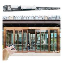 2020 new electric door operators automatic glass sliding door for low price