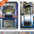 2016 Новый четыре столпа автоподъемника парковка дешевый портативный автомобильный лифт лифт для отображения
