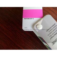 Neonfarben Pantone 807C Powder Coatings