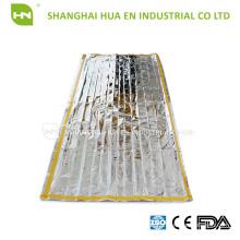Mylar Aluminium Notfall Schlafsack CE ISO made in China