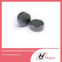 Venda quente ímã de NdFeB de disco com alta qualidade Manufacturered pela fábrica