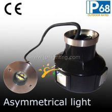 Asymmetrical 3W LED Swimming Pool Light, Asymmetrical LED Underwater Wall Washer