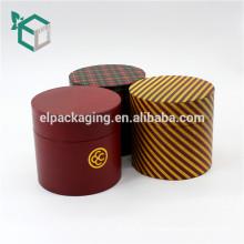 Erfahrene Fabrik gedruckte Musteranpassung matt Laminierung Kerze Industrie Verwendung billige Papier Tube Box