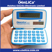 JS-10H promotional 10 digit traveling calculator small calculator
