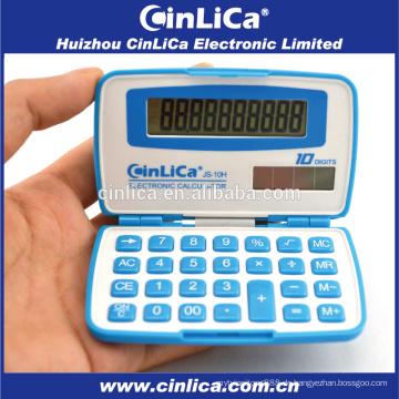JS-10H Promotion 10-stelligen Reiserechner kleinen Taschenrechner