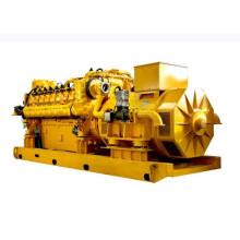 500-1000kw High Performance Mtu Gas Generator