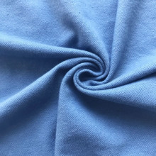 linen cotton pique cotton elastane fabric