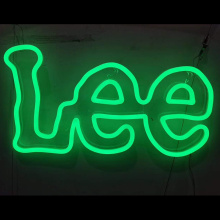 LED MARKE NEON SIGN LOGO SIGNAGE