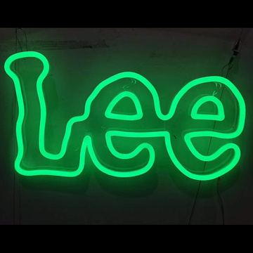 LED MARCA NEON SIGN LOGO SIGNAGE