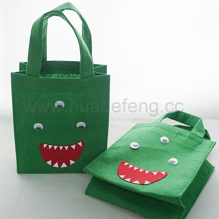 custom halloween bag