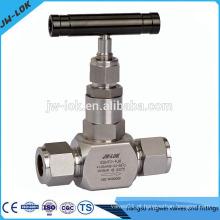 Fabricante de válvula de globo de vapor de aço inoxidável