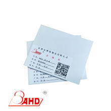 High Quality Plastic ABS Sheet for Engineering
