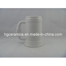 Keramik Bier Stein, 500ml Keramik Bier Stein