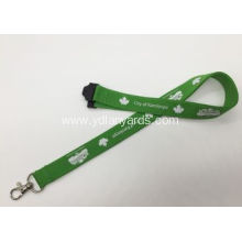 Promotional Silk Screen Lanyard Suitable For Conference