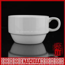 HCC super Qualität Porzellan Melamin Becher
