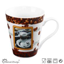 2016 New & Hot Sale 12oz Porcelain Coffee Mug