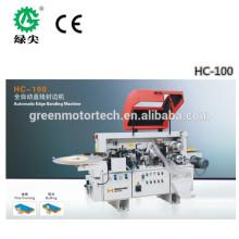 высокое качество и высокая производительность портативный кромкооблицовочный машина с полировки выскабливание горячей продажи