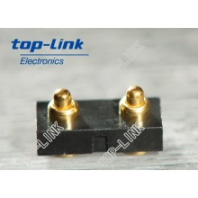2pin Flat Type Pogo Pin Connector