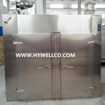 GMP Hot Air Drying Oven untuk Farmasi