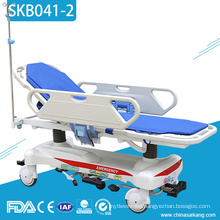 SKB041-2 Patient Ambulance Transfer Trolley Manufacturers
