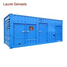 20 oder 40 Feet Container Generator Set 800kVA-1880kVA