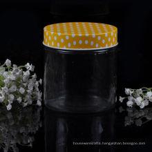24oz Straight Glass Candle Jar