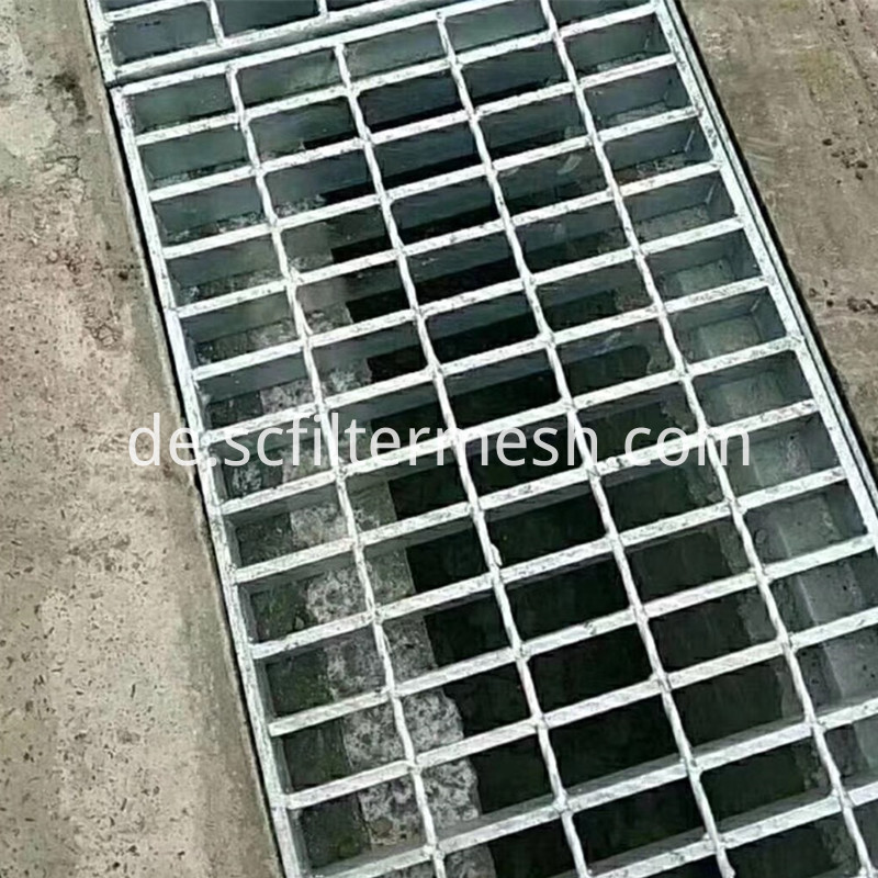 Grating Trench Cover
