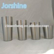 respetuoso del medio ambiente impreso precio caliente al aire libre 18 oz tazas de café cerámica