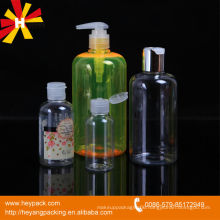 all kind of plastic bottle for cosmetic packaging