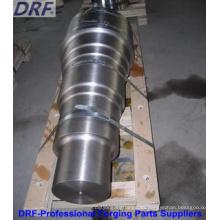 Fábrica del eje de la forja