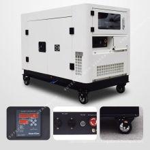 Générateur diesel refroidi à l'eau de 10kw pour l'usage à la maison