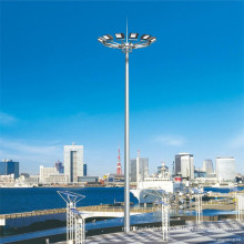 18m, 20m, 25m, 30m, 35m High Mast Lighting Pole Tower with Raising & Lower System