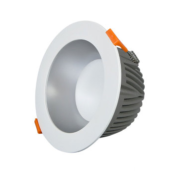 Foco empotrable LED de 7w y 75 mm