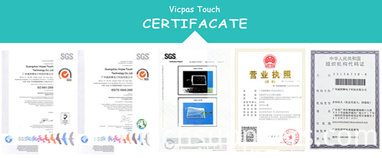Certification for VICPAS 1