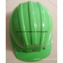 En 397 ABS/PE Hard Hat Safety Helmet for Construction Workers, Mining Helmet, Industry, PPE Safety Equipment
