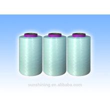 continuo de filamentos de viscosa de color brillante 150D / 30F de alta calidad