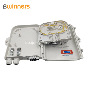 Ftth Mini Fiber Optic Terminal Box Sc Pigtail Waterproof