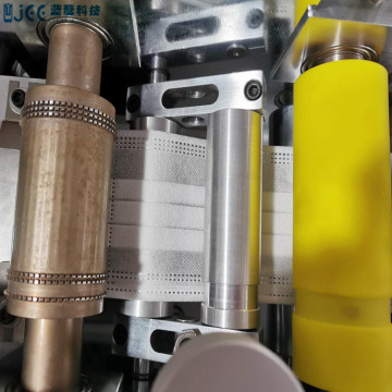 Masque Machine Embossing Roller Roller Steel Moule