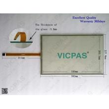 Touch screen 6AG1647-0AG11-4AX0 HMI TP1500 BASIC COLOR PN 15