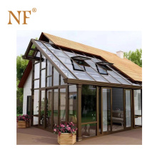 garden glass house
